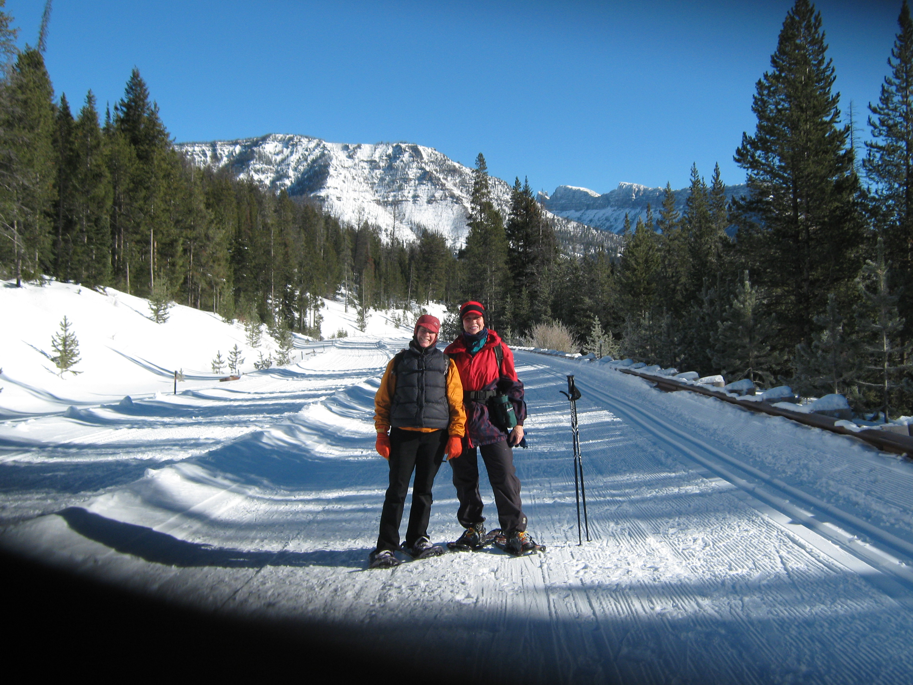 Aauw Snow Shoe Group Cody Wy Branch